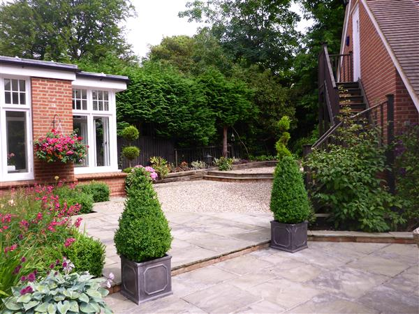 Landscaped Garden in Camberley